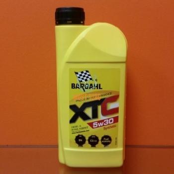 Mootoriõli 5W30 XTC 1L Bardahl 36311