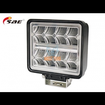 LED-töötuli, 9-36V, 24W, 2272lm, CE, PMMA-klaas, SAE
