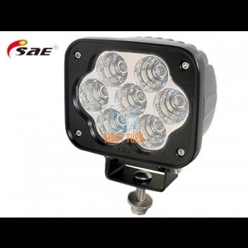 Work light 35W 9-36V 3486lm RFI / EMC certificate IP68 SAE