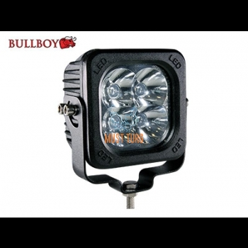 Work light 40W 9-30V EMC-certified IP67 Bullboy