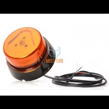 Vilkur LED kollane, 12-24V, ECE R65/R10, TB1