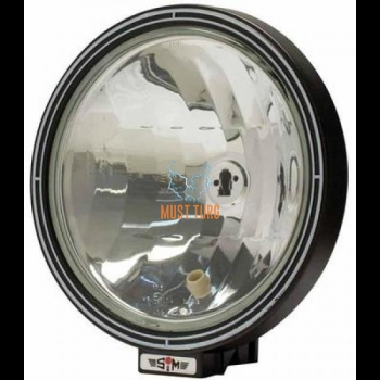 High beam H1 / 55W park with T10 / 5W bulb socket REF. 17.5 SIM