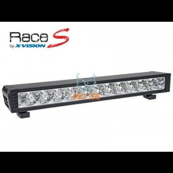 Kaugtuli LED X-VISION RACE S8 9-33V, 76W, Ref.50 10573lm