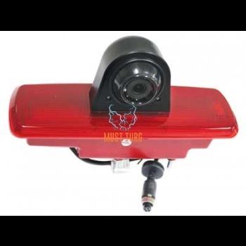 Piduritulega kaamera, silm 2.8mm - 120°, Opel Vivaro, Renault Trafic