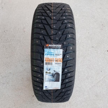 215/55 R17 98T XL Hankook Winter I´Pike RS W429 naastrehv