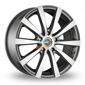 Valuvelg Alfa Romeo MAK Veloce 5x110 7,5x17 ET38 KA65,1