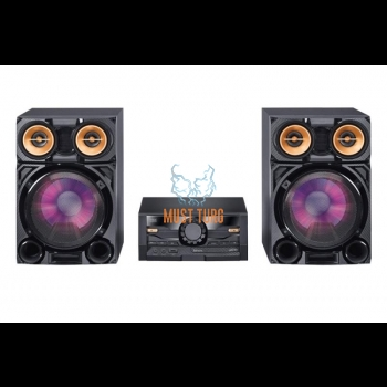 Muusikakeskus bluetooth / DAB + Micro HiFi süsteem MacAudio MPS 801
