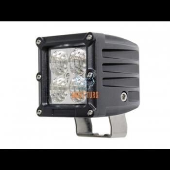 Töötuli LED 9-48V DC, 40W, 4x10W CREE LED, 3000lm