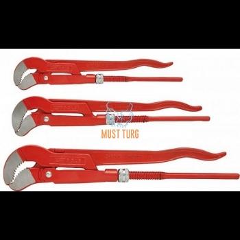 Torutangide komplekt 3osaline KS Tools