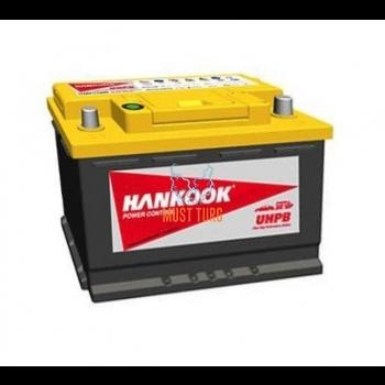 Autoaku 78Ah 780A 277X174X190MM -/+ Hankook UPHB kaltsiumaku