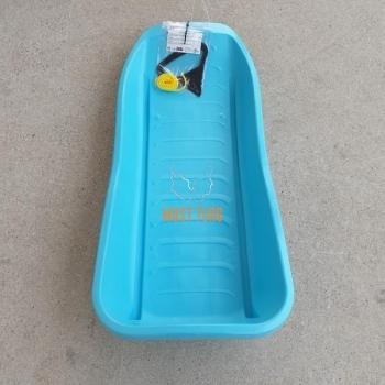 Kelk plastikust suurusega 90.5x41x17cm, sinine