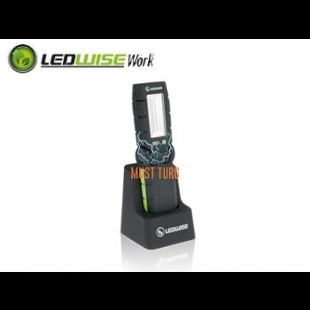 LED work area light IP54 280lm Battery 2200mAh
