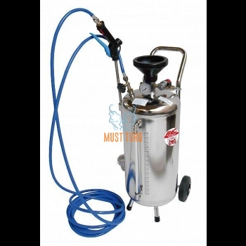 Foam spray on wheels stainless 23L APAC