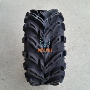 ATV tire 25X10.00-12 6PR Deestone D936 Mud Crusher TL