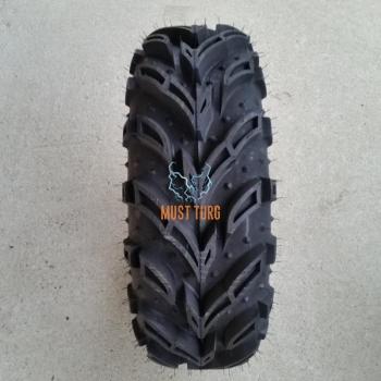 ATV tire 26X10.00-12 52F 6PR Deestone D936 Mud Crusher TL
