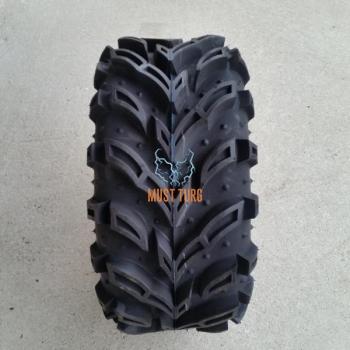 ATV tire 26X12.00-12 58F 6PR Deestone D936 Mud Crusher TL