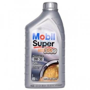 Mootoriõli MOBIL SUPER 3000 FORMULA LD 0W30 1L