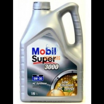 Mootoriõli MOBIL SUPER 3000 XE 5W30 5L