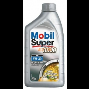 Mootoriõli MOBIL SUPER 3000 XE 5W30 1L
