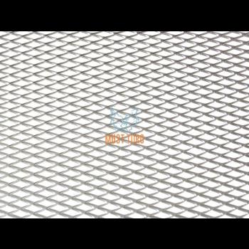 Alumiiniumvõrk 100x25cm, hõbe