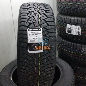 255/55 R19 Continental IceContact 2 XL 111T