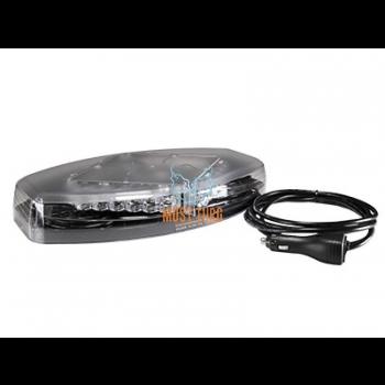 LED-Vilkurpaneel kollane, 12-24V, 23 erinevad režiimi, 140803