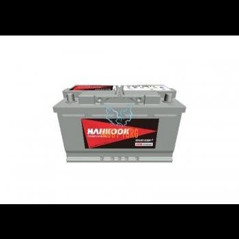 Car battery 80Ah 800A 314X174X190MM -/+ AGM START-STOP Hankook