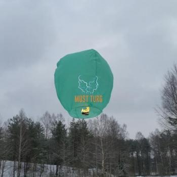 Taevalatern roheline