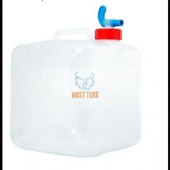 Kokkupakitav veekanister 15L