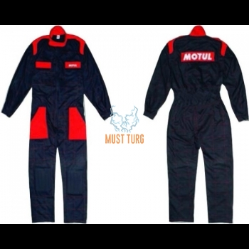 Mechanic overalls Motul XL