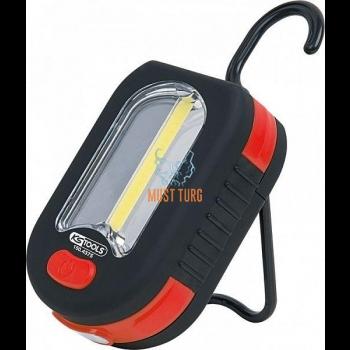 Töövalgusti 3W riba LED patareitoitel (3XAAA), KS Tools