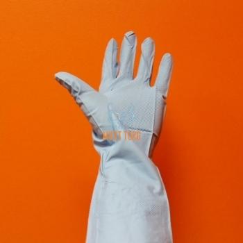 Nitriilkummist majapidamiskindad toiduainetööstusele XL PROFESSIONAL sinised