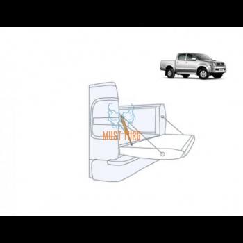 Tagaluugi amordid Toyota Hilux 05-16