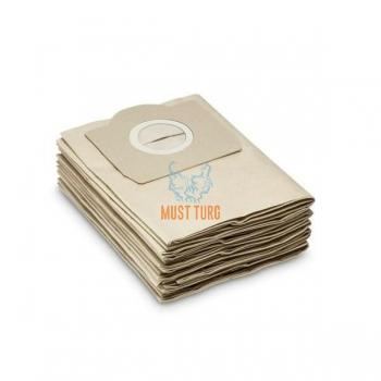 Tolmuimejakotid paberist MV3, A2204; A2254; WD 3.xxx; SE 4001, 5tk, Kärcher