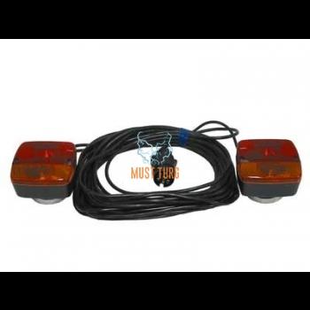 Tagatulede komplekt 12V koos magnetkinnitusega