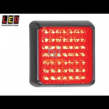 Tagatuli led 12-24V, 122x122x31mm