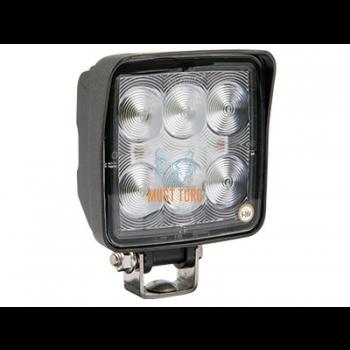 LED-töö/tagurdustuli, 18W, 1440LM, 9-36V, ECE R23, R10, ADR-markeeringuga