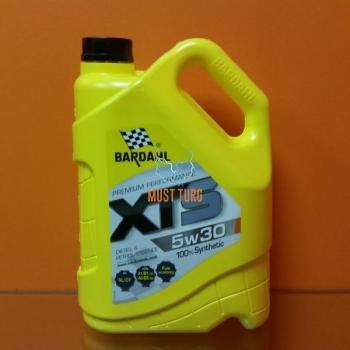 Engine oil 5W-30 XTS 4L Bardahl 36542