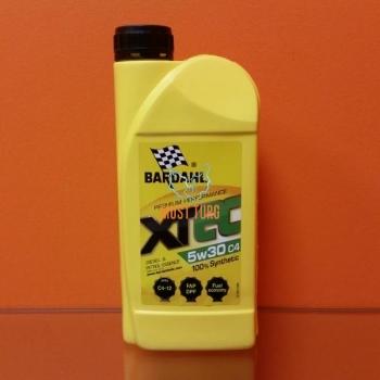 Mootoriõli 5W-30 C4 X-TEC 1L Bardahl 36151