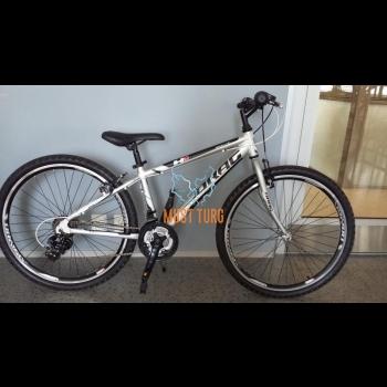"""Laste jalgratas Drag H-1 14"""" hõbe/valge"""