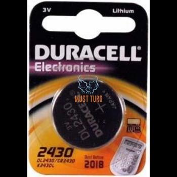 Patarei CR2430, 3V, Duracell