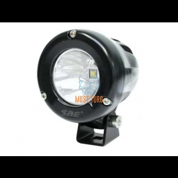 Work light 9-36V 10W 900lm CE 10R RFI / EMC IP68 SAE