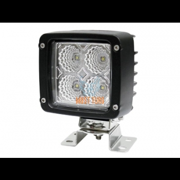 Work light 20W 9-36V 1485lm R10 RFI / EMC certificate SAE