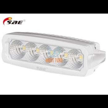 Work light 25W 9-36V 2250lm CE 10R RFI / EMC IP68 white SAE