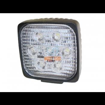 LED-töötuli, 9-36V, 35W, 2788lm, RFI/EMC, IP68, SAE