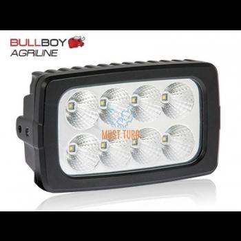 Work light 9-36V 40W 4500lm RFI / EMC certification Valtra R10 IP68 Bullboy