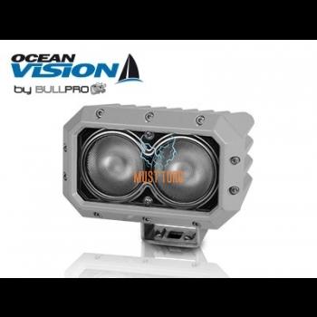 LED work light 28 ° 12-60V 60W 5400lm EMC CISPR 25 Class 4 ADR Ocean Vision