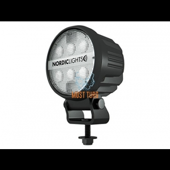 Work light 28W 12-24V 1800lm with EMC certificate IP68 Nordic