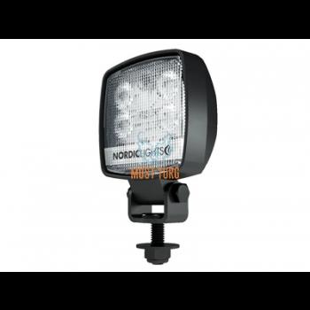 Töötuli LED 10W, 9-32V, 500lm, EMC, IP68, Nordic