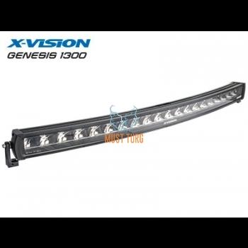 Kaugtuli LED X-VISION Genesis 1300 9-30V 300W Ref.45 18000lm/9000lm